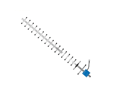 Antena GSM Yagi exterior  824 ~ 2700mhz Mhz 18 Dbi alta ganancia
