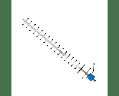 Antena Yagi exterior direccional 824-2700mhz Mhz 16 Dbi alta ganancia
