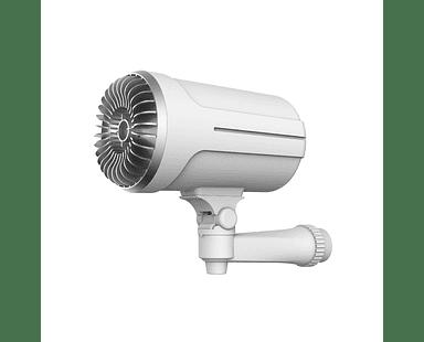 Generador de Niebla Disuasivo Antirrobo Alarma de Humo 100m2