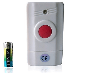 Alarma Botón de Pánico Inalámbrico, Alarmas GSM