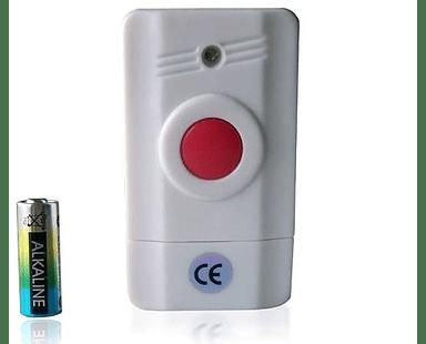 Botón de Pánico Inalámbrico. Accesorio de Alarmas GSM