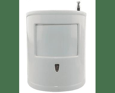 Alarma Sensor de movimiento PIR inalámbrico con inmunidad para animales