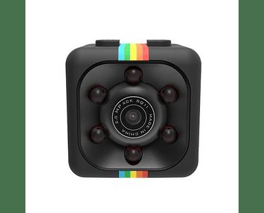 Cámara de Vídeo mini espía SQ11 portátil de deporte Dv HD 1080P TV-Out