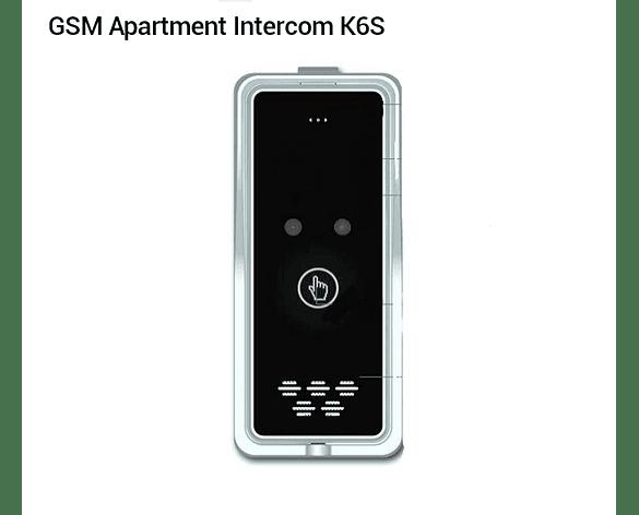 Citofono GSM Intercomunicador para un Apartamento K6S 3G