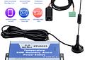 Sensor de Temperatura, Humedad y Energía eléctrica GSM RTU5023