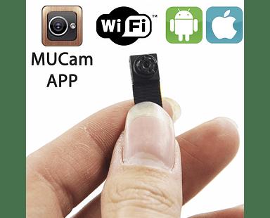 Cámara Espía FULL HD 1080P inalámbrico Wifi IP VD01 APP