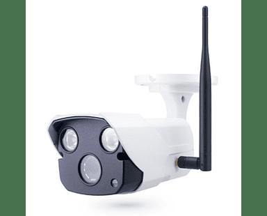Cámara exteriorir WiFi  960P 1.3MP, Visión Nocturna
