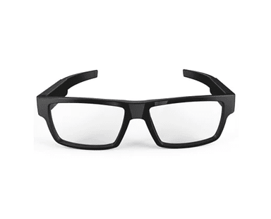 Lentes con Cámara Espia de Video y Audio Grabación 16GB 1080P