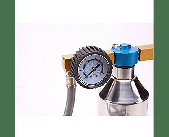 Kit Limpiador de Inyectores de Combustible no desmontable automotriz