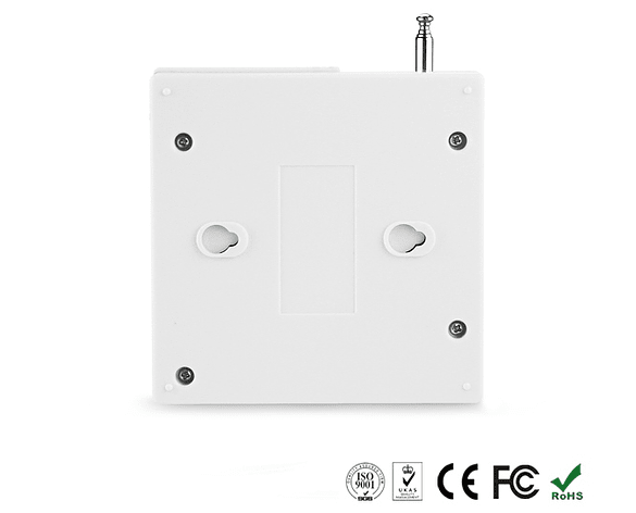 Repetidor de Señal Inalámbrico RF para 100 sensores 433Mhz