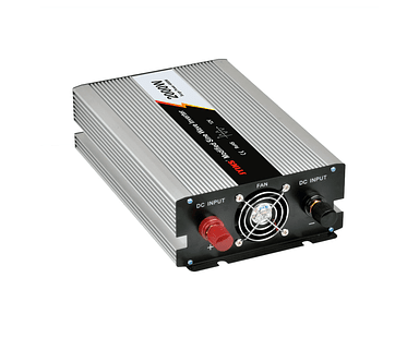 Inversor de Voltaje 2000W Solar de Onda Sinusoidal Modificada 12V DC AC 220V