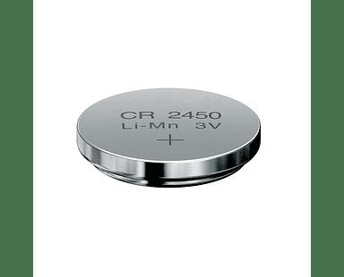 Batería de Litio 3V CR2450