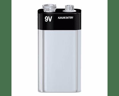 Batería de 9V Alcalina