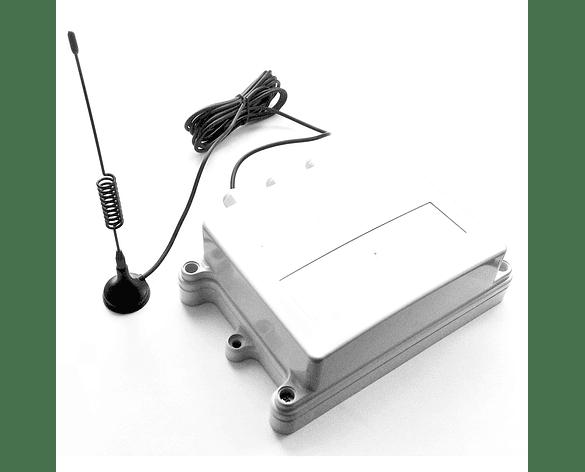 Registrador De Datos Análogos Remoto GSM GPRS 3G WCDMA GPS
