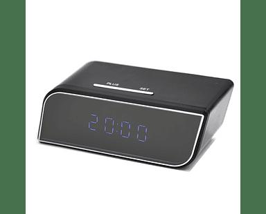 Cámara Reloj Espía Oculta 1080P Micro SD Card Wifi