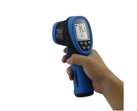 Termómetro Inalámbrico Profesional -50 ℃ a 1500 ℃