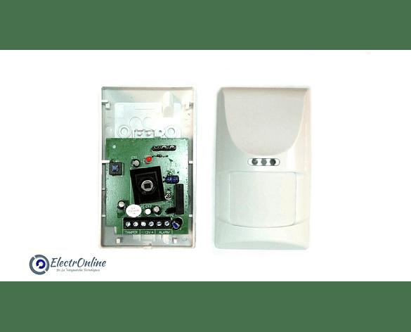Sensor de Movimiento PIR  alámbrico con Inmunidad para Animales