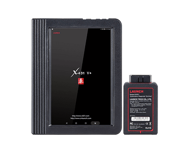 Escáner Automotriz Multimarca Profesional Launch X431 V+ Español