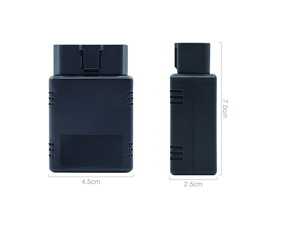 Mini ELM327 V2.1 Bluetooth HH OBD OBDII Avanzado Calidad