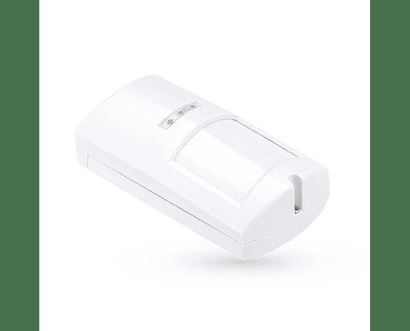 Sensor de movimiento PIR inalámbrico exterior IP65 con inmunidad para mascota y batería de litio de larga duración