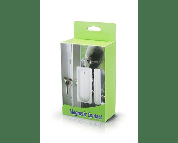 Sensor magnético de puerta y ventanas con batería de litio de larga duración