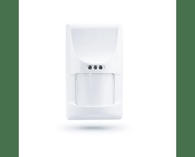 Sensor de movimiento PIR inalámbrico con inmunidad para mascota y batería de litio de larga duración