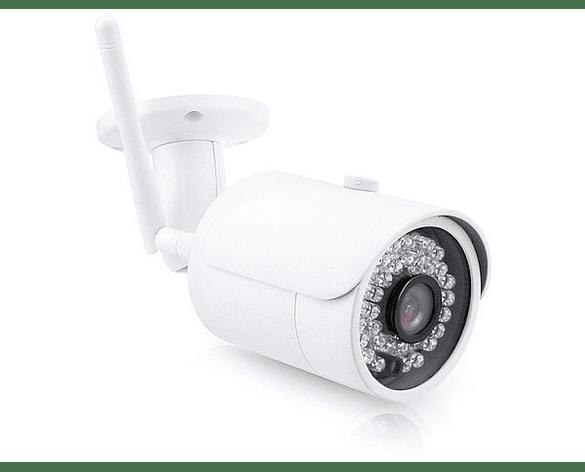 Cámara IP exterior mini WIFI 2 Mp 1080p para Alarma G90B