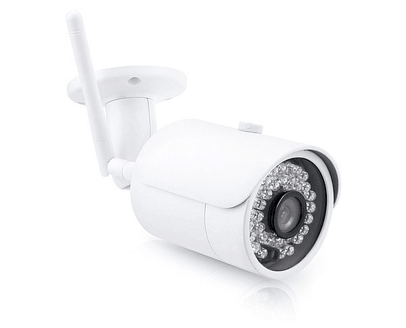 Cámara IP exterior mini WIFI 2 Mp 1080p para Alarma G90B