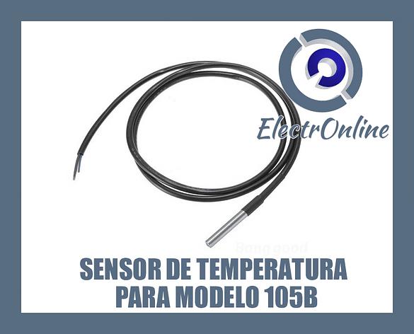 Sensor de temperatura para GPS 105B