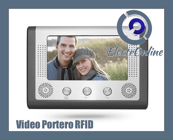 """Monitor interior TFT LCD 7"""" compatible con VD701-ID"""