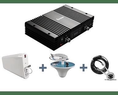 Repetidor de Señal de Celular 5 Bandas GSM 2G 3G 4G 850/1700/1900/2100/2600