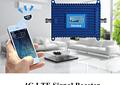 Repetidor de Señal para WOM 3G y 4G 1700/2100MHz
