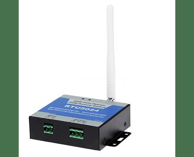 Relé GSM Abridor de Puerta con llamada Gratis RTU5024 Control Remoto