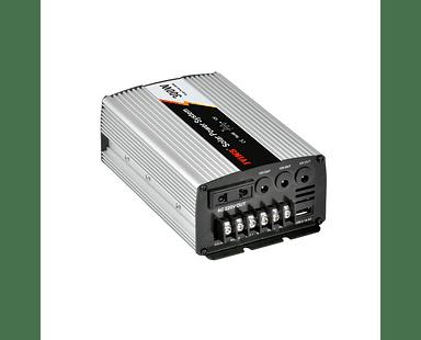 Inversor de Voltaje y Controlador Solar 300W Onda Sinusoidal Modificada 12V DC AC 220V