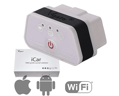 Scanner automotriz Vgate Icar 2 Wifi IOS Android