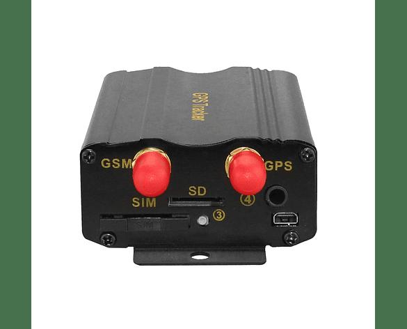 Gps Tracker Tk103A Seguimiento Y Control De Flotas