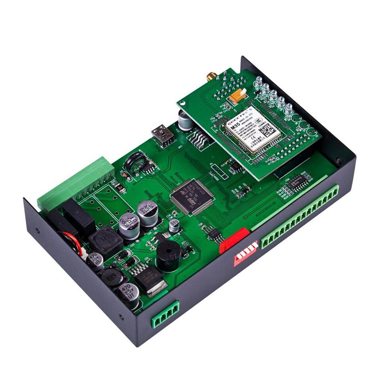 Controlador Plc Y Adquisici 243 N De Datos 3g Rtu Rs485 Modbus