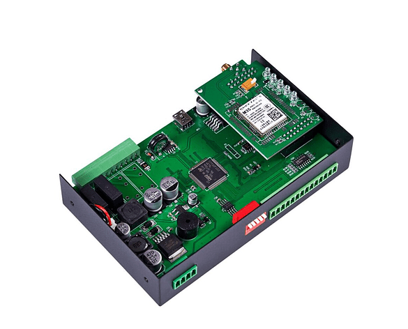 Controlador PLC y Adquisición de Datos 3G RTU S272 Modbus Maestro Esclavo