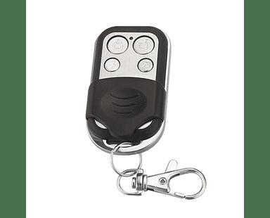Control remoto inalámbrico metálico para alarma comunitaria