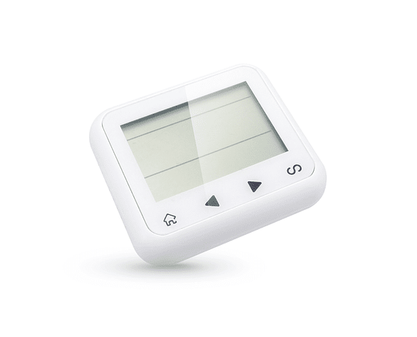 Detector de Temperatura y Humedad inalámbrico para alarma G90 Plus