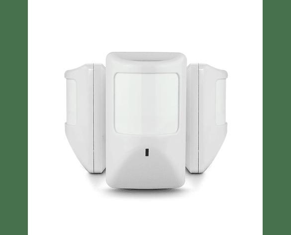 Sensor de movimiento PIR alámbrico