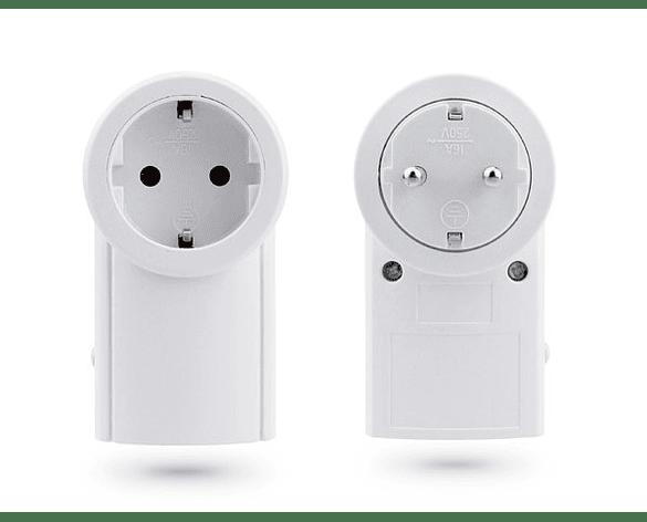 Zócalo inalámbrico para aparatos electrodoméstico domótica para Alarma G90B