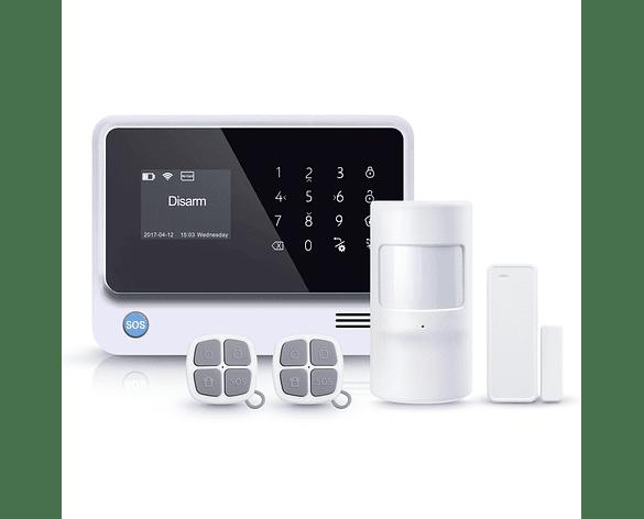 Sistema de Alarma Domotica GSM & WIFI APP G90B Plus