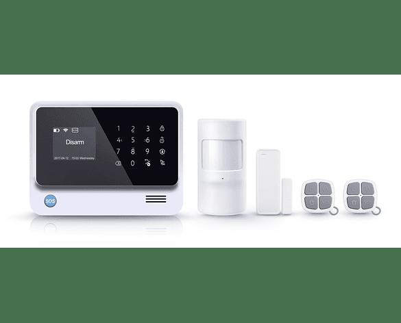 Sistema de Alarma Domotica 3G & WIFI GPRS APP G90B+ Plus