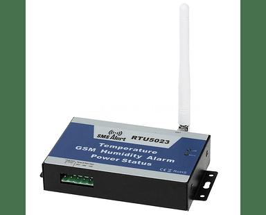 Sensor de Temperatura, Humedad y Energía eléctrica 3G RTU5023