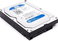 Disco Duro BLUE WD 1TB 3.5 SATA3 64MB 7200RPM