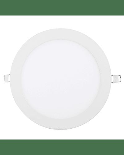 PANEL LED CIRCULAR EMBUTIDO 24W IP33