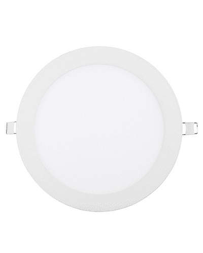 PANEL LED REDONDO EMBUTIDO 24W IP20
