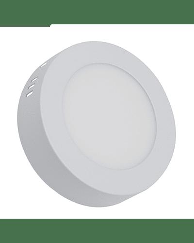PANEL LED CIRCULAR SOBREPUESTO 9W IP40