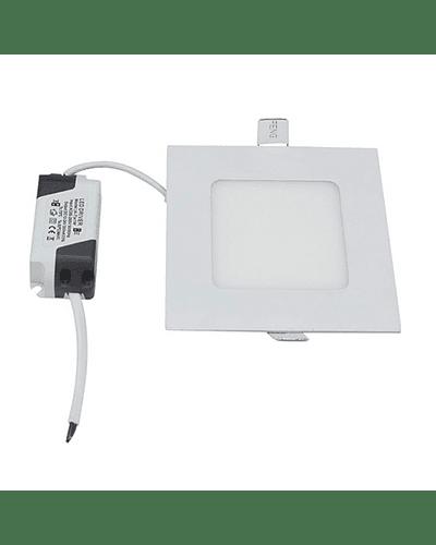 PANEL LED CUADRADO EMBUTIDO 3W IP33